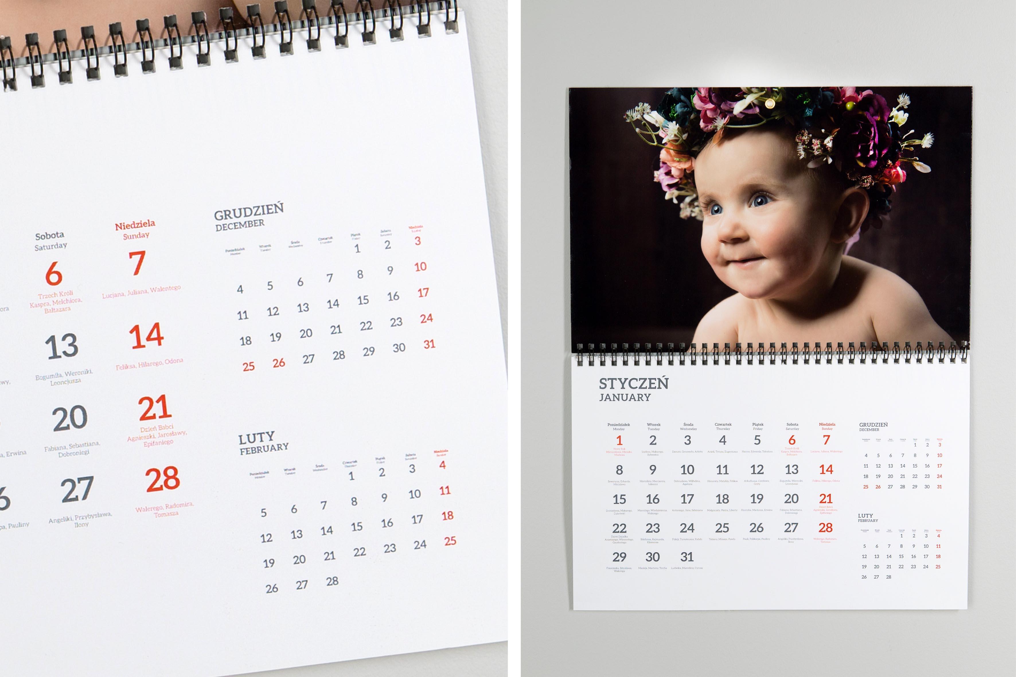 kalendarzII